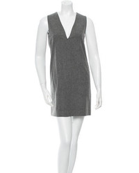 Wool shift dress medium 424573