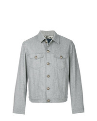 Jacob Cohen Light Weight Fitted Jacket