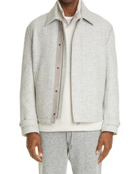 Ermenegildo Zegna Wool Alpaca Blend Jacket