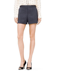 Club Monaco Trina Wool Shorts