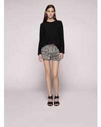 Proenza Schouler Side Zip Shorts