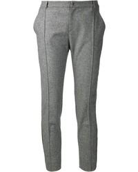 Bouchra Jarrar Side Stripe Skinny Pant