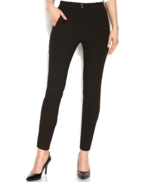 Ellen Tracy Skinny Leg Pants