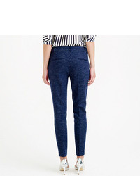 J.Crew Pinstripe Pant In Japanese Wool