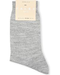 Falke No 3 Wool Silk Socks
