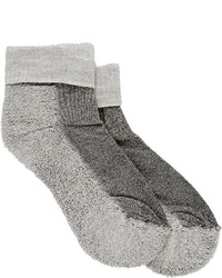 Maria La Rosa Terry Sole Socks Grey