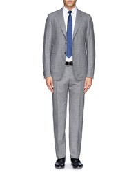 Nobrand Cortina Micro Houndstooth Suit