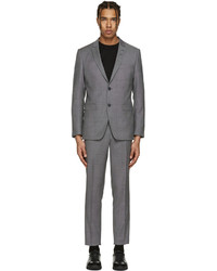 Tiger of Sweden Grey Atwood Suit