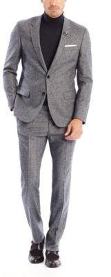 d04f2318 ... Hugo Boss Hugegenius Slim Fit Stretch Virgin Wool And Silk Blend Suit