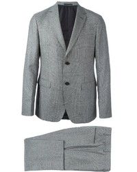 Z Zegna Notched Lapel Formal Suit