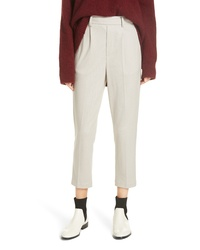 Vince Cropped Pull On Pants