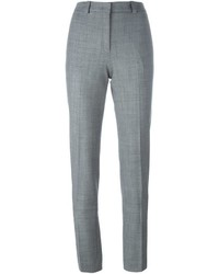 Jil Sander Navy Tapered Trousers