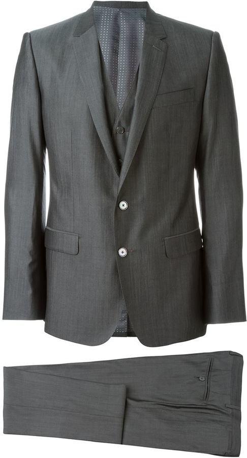 Dolce & Gabbana Three Piece Suit