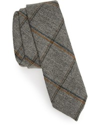 Heeringbone wool tie medium 783988