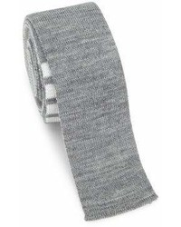 Thom Browne Knit Wool Tie