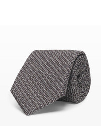 Club Monaco Wool Diamond Weave Tie