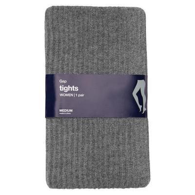 Gap Ribbed Sweater Tights