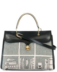 Olympia le tan printed tote medium 842553
