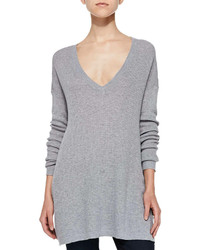 Soft Joie Beau V Neck Tunic Sweater