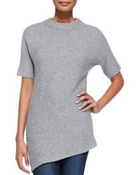 Cashmere Asymmetric Tunic