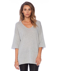 Demy Lee Demylee Tabatha Tunic Sweater