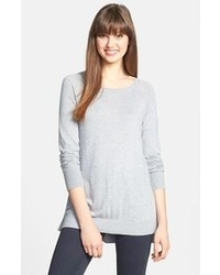 Halogen Highlow Tunic Sweater
