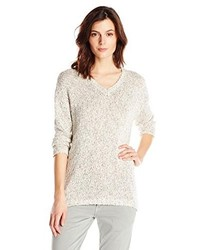 Lucky Brand Marled Tunic Sweater