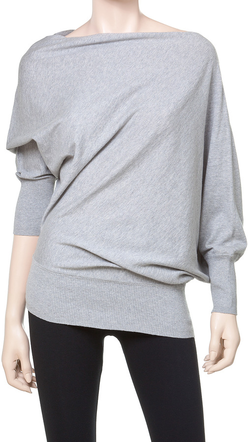 Max Studio Twisted Tunic Sweater | Where to buy & how to wear