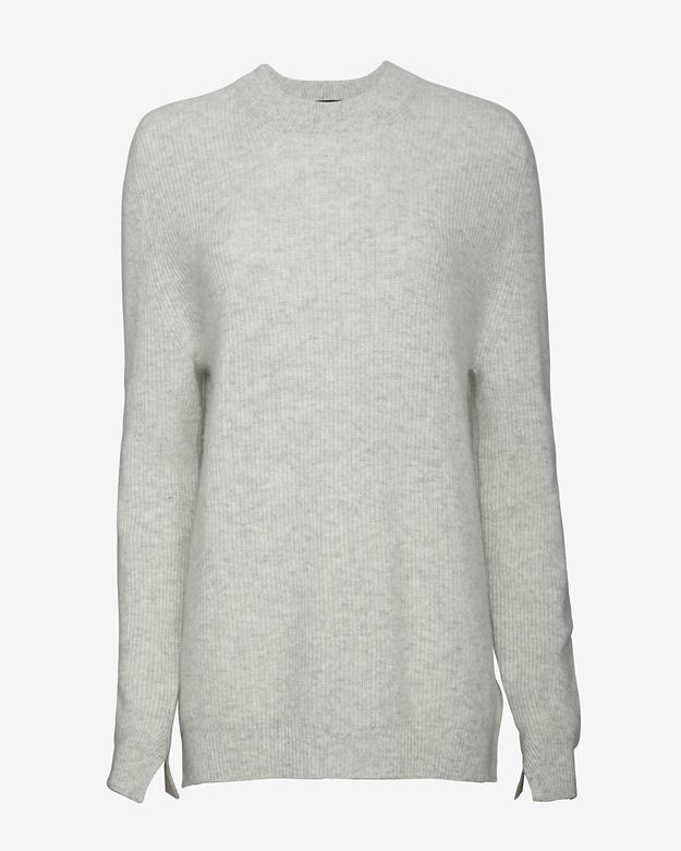 Rag and Bone Rag Bone Valentina Crewneck Tunic Sweater | Where to ...