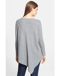 Joie Tambrel Asymmetrical Sweater Tunic