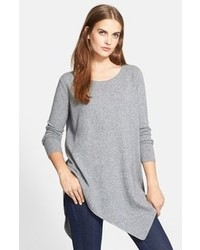 Joie Tambrel Asymmetrical Sweater Tunic