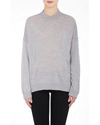 6397 Mock Turtleneck Merino Wool Sweater