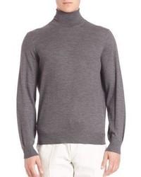 Brunello Cucinelli Fine Gauge Turtleneck Sweater