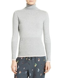 Ted Baker London Aggi Tipped Turtleneck Sweater