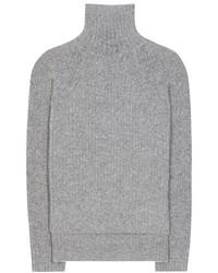 Haider Ackermann Mohair And Wool Blend Turtleneck Sweater