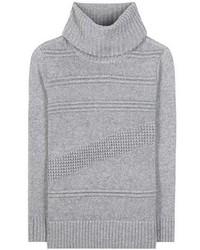 Diane von Furstenberg Talassa Wool And Cashmere Turtleneck Sweater