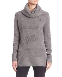 Diane von Furstenberg Talassa Wool Cashmere Turtleneck Sweater