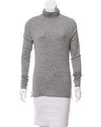 Tory Burch Wool Turtleneck Top