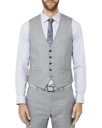 Ted Baker Acornw Debonair Mini Design Waistcoat