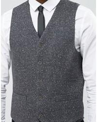 Devils Advocate Heritage Wool Fleck Vest