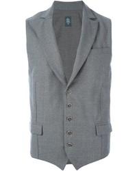 Eleventy Flap Pockets Waistcoat
