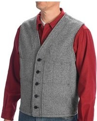 Filson Mackinaw Vest Virgin Wool