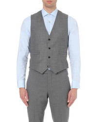Paul Smith Soho Fit Wool Waistcoat