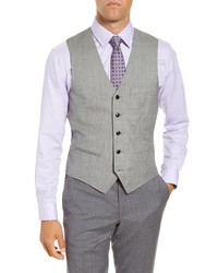 Ted Baker London Troy Solid Wool Vest