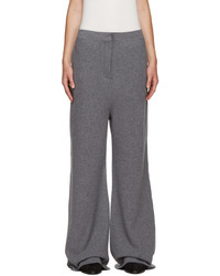 Stella McCartney Grey Wool Trousers