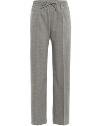 Joseph Wide Leg Virgin Wool Pants