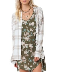 O'Neill Gretchen Woven Highlow Shirt