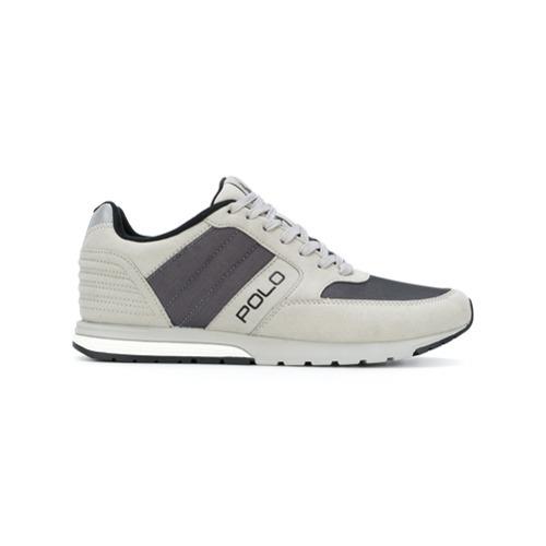 b8791f88cb6153 Polo Ralph Lauren Laxman Tech Sneakers, $94 | farfetch.com ...