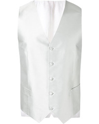 Canali Woven Waistcoat