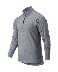 New Balance Fortitech Quarter Zip Pullover